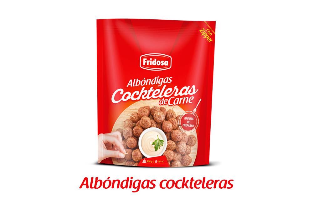 Albondigas-Cockteleras
